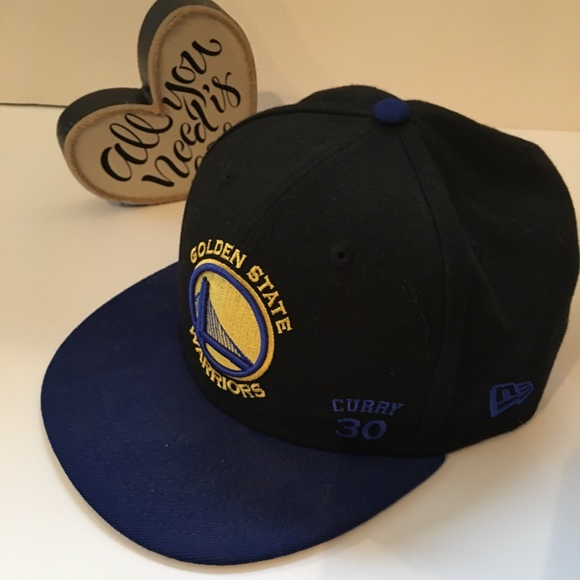 hot sale online f46ab dc6ef Golden State Warriors SnapBack Hat